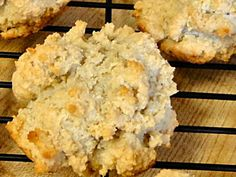 Low carb scones with almond flour