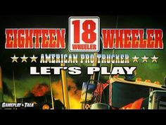 Let's Play 18 Wheeler for the Sega Dreamcast