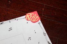 Read Corner Bookmark Set by ReyesBoutique on Etsy, $2.50