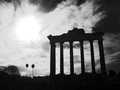 Forum Romanum. by Raúl Soriano Meseguer, via Flickr