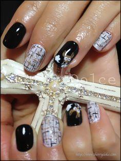 """chinese new year """"Year of the horse """" #nail #nails #nailart"""