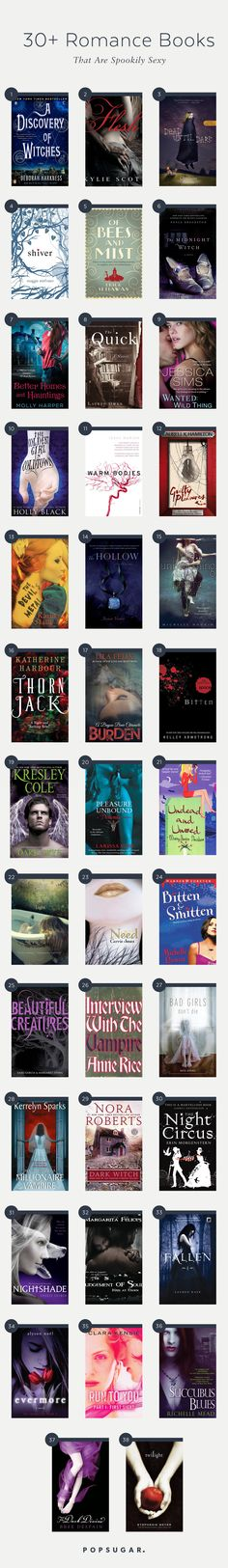 30+ Paranormal Romance Books That Are Spookily Sexy