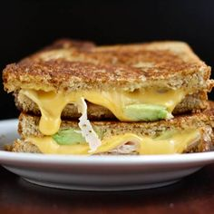Better-For-You Golden Gate Grilled Cheese