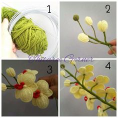 I'm glad to have found this unique crochet slippers that you can make even as a gift to your friends, relatives and loved ones. Crochet Puff Flower, Crochet Flower Tutorial, Crochet Diy, Crochet Leaves, Crochet Amigurumi, Unique Crochet, Crochet Flower Patterns, Crochet Gifts, Crochet Motif