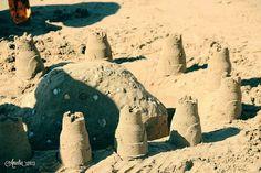 Istanti di vita!: Castelli di sabbia