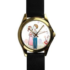 New Year GiftsChristmas Gifts Stylish Tree With Music Notes Unisex Goldtone Round Metal Watch ** Learn more by visiting the image link. (This is an affiliate link) Travel Gadgets, Valentine Day Love, Music Notes, Fashion Watches, Fashion Brands, Unisex, Detail, Stylish, Ladies Fashion