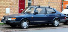 https://flic.kr/p/S8j1xQ | K846 CEG (2) | 1992 SAAB 900 XS 3-door. Supplied by Buckingham & Stanley of Cambridge (SAAB).