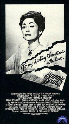 Mommie Dearest (1981).