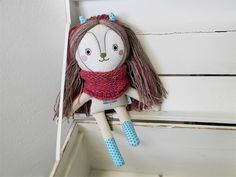 creature doll / Břichopas toys