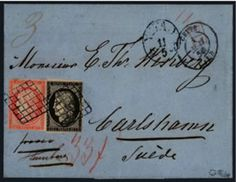 investissement dès 10000 euros en timbres rares 1850 et fiscalité objets d'art avec tpcconseil de Nîmes - Gard