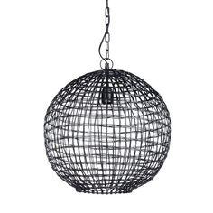 Found it at Wayfair.co.uk - Grid 1 Light Globe Pendant