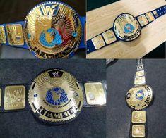 Ufc Belt, Wwe Championship Belts, Wwe Belts, Paint Run, Ultimate Fighting Championship, Professional Wrestling, Purple Leather, Eagle, Etsy Shop