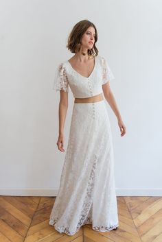 AuréliaHoang Wedding Gown Designer | ElegantWedding.ca