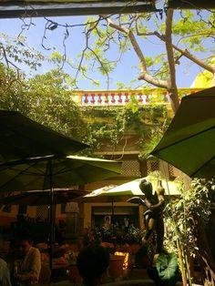 Restaurante Casa Fuerte Tlaquepaque Jalisco México