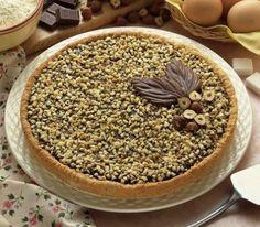 Ricette San Valentino: crostata al cioccolato