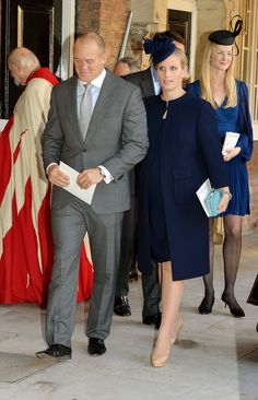 On 21 December 2010, Buckingham Palace announced Zara's engagement to rugby union player Mike Tindall, She lives with Tindall at their home in Gloucestershire. The bride wore a Stewart Parvin dress and the Meander tiara This tiara belonged to her great-grandmother, Princess Alice of Battenberg, who became Princess Andrew of Greece and Denmark. It was a tiara that her mother also wore. On 8 July 2013, it was announced by Buckingham Palace that they were expecting their first child in early…