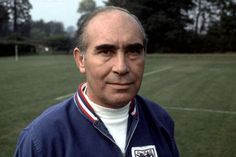 Reporter: 'Welcome to Scotland.' Sir Alf Ramsey: 'You must be fucking joking.' (Exchange at Prestwick Airport, England International, International Football, Football Icon, Arsenal Football, 1966 World Cup, England Football, 1960s Fashion, My Hero, Soccer