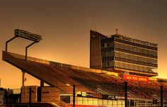 Jack Trice Stadium- The only collegiate stadium named after an African American