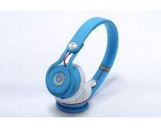 Beats by Dr. Dre Mixr Wireless On-Ear Headphones - Blue