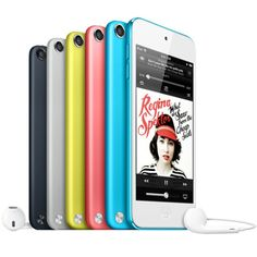 Apple iPod touch 5th Generation 64GB Pink « Blast Groceries