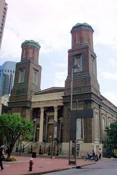 Old First Presbyterian Church Nashville, TN