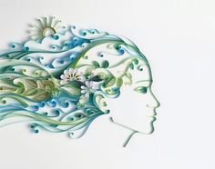 Paper Art by Yulia Brodskaya ♥ Изкуството от хартия на Юлия Бродская | 79 Ideas  ~paper art ~ quilling ~