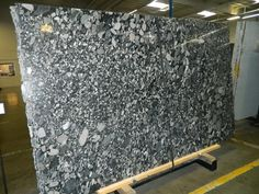 Black Marinace. This beautiful granite looks like a slice of a river bed. fantastic.