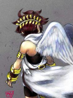 Pit Kid Icarus UprisingHot