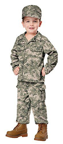 california costumes soldier costume one color 4 6 click on the - Soldier Girl Halloween Costume