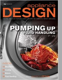appliance DESIGN writes for Design Engineers in all of the appliance industry sectors: HVAC · Majors · Water Processing · Housewares · Commercial Appliances · Vending · Medical · Lab · Test & Measurement · Lawn and Garden · Electronics · Computers · Communications · Business Equipment.
