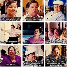 Melissa McCarthy-Bridesmaids. She was the ONLY thing funny in this movie. The rest sucked.