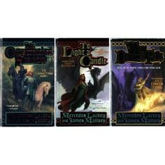 The Obsidian Trilogy by Mercedes Lackey and James Mallory