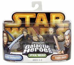 Star Wars Galactic Heroes Episode 3 Junior Figure 2 Pack Dooku & Anakin Hasbro http://www.amazon.com/dp/B00076QOUM/ref=cm_sw_r_pi_dp_c1W2tb0P42SANME7