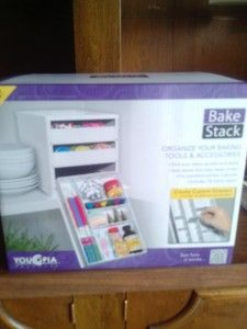Organize Your Cabinets with the YouCopia Bake Ttack