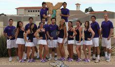 Mens & Women's Tennis Team 2012