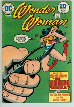 Wonder Woman 210 (VG 4.0)
