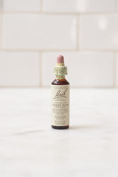Cherry Plum helps you act rationally and think clearly with a calm and balanced mind when you fear losing control.