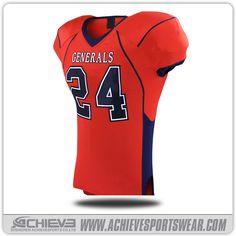 cc591d4ab52 7 Best Achieve American football uniforms images