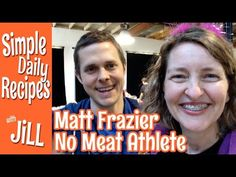 Tips for Success from No Meat Athlete, Matt Frazier