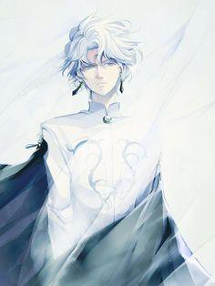 Prince Diamond by Saki Kunkatan
