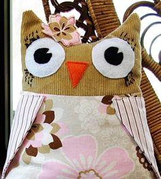 Gotta love owl crafts!