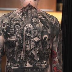 Niki Norberg   Tattoo Art Project