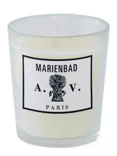 Astier de Villatte Paris Marienbad candle, $83