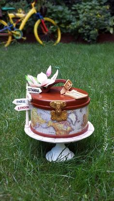 Traveler cake by Mariya's Cakes & Cookies