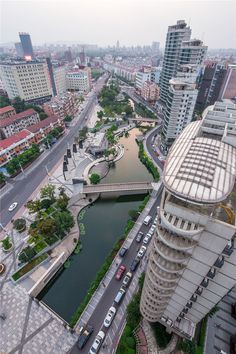 Gallery of Zhangjiagang Town River Reconstruction / Botao Landscape - 16