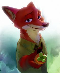 Zootopia is a 2016 Academy Award-winning animated film produced by Walt Disney Animation Studios. Nick Wilde, Zootopia Comic, Zootopia Art, Zootopia Anime, Disney Zootropolis, Nick And Judy, Judy Hopps, Walt Disney Animation Studios, Disney Addict