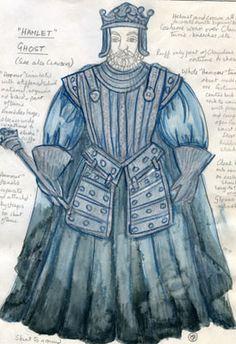 Act I scene v 154, hamlet: It is an honest ghost.