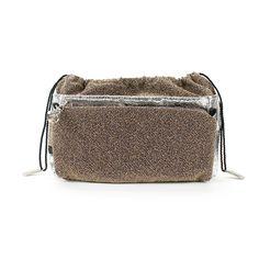 VIP LIMITED EDITION GLITTER ARGENT - Fall/Winter 2014-2015 collection www.tintamar.com The original bag in bag. #tintamar #vip #bagorganizer #baginbag #pouch