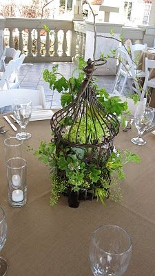 fill them with all elements of green-- hydrangea,succulents, berries and branches--