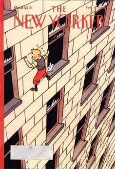 Tintin in the New Yorker